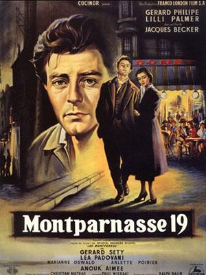 Những Tình Nhân Ở Montparnasse - Modigliani Of Montparnasse