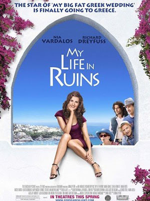 Du Ngoạn Đến Hy Lạp My Life In Ruins.Diễn Viên: Nia Vardalos,Richard Dreyfuss,Alexis Georgoulis,Alistair Mcgowan