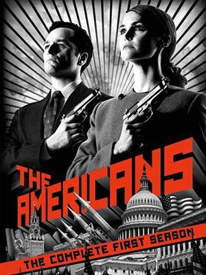 Cuộc Chiến Thầm Lặng Phần 1 The Americans Season 1.Diễn Viên: Keri Russell,Matthew Rhys,Holly Taylor