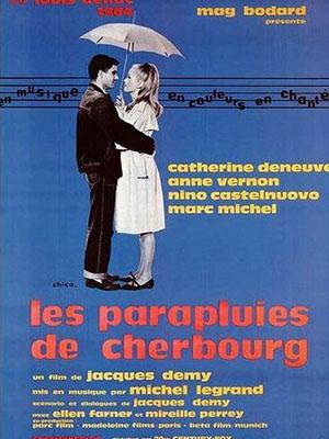 Những Chiếc Ô Cherbourg The Umbrellas Of Cherbourg.Diễn Viên: Catherine Deneuve,Nino Castelnuovo,Anne Vernon