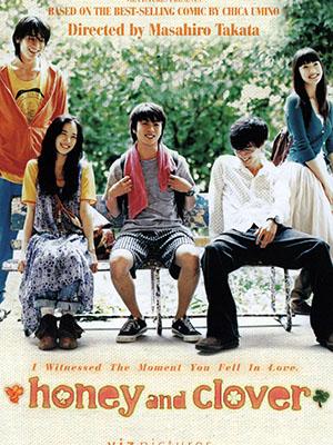 Tình Yêu Và Cuộc Sống Hachimitsu To Clover.Diễn Viên: Shô Sakurai,Yû Aoi,Yûsuke Iseya