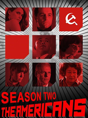 Cuộc Chiến Thầm Lặng Phần 2 The Americans Season 2.Diễn Viên: Keri Russell,Matthew Rhys,Holly Taylor