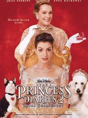 Nhật Ký Công Chúa 2: Đám Cưới Hoàng Gia The Princess Diaries 2: Royal Engagement.Diễn Viên: Anne Hathaway,Julie Andrews,Hector Elizondo,John Rhys,Davies