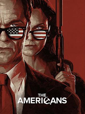 Cuộc Chiến Thầm Lặng Phần 3 The Americans Season 3.Diễn Viên: Keri Russell,Matthew Rhys,Holly Taylor
