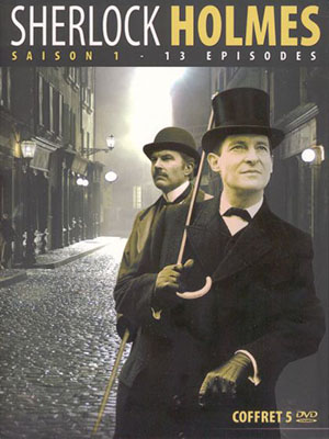 Những Cuộc Phiêu Lưu Của Sherlock Holmes The Adventures Of Sherlock Holmes.Diễn Viên: Jeremy Brett,David Burke,Rosalie Williams,Tenniel Evans