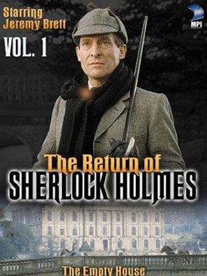 Thám Tử Sherlock Holmes Trở Lại The Return Of Sherlock Holmes.Diễn Viên: Jeremy Brett,Edward Hardwicke,Rosalie Williams,Colin Jeavons,Denis Lill,Harry Andrews,Clive