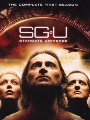 Cánh Cổng Vũ Trụ Phần 1 Sgu Stargate Universe Season 1.Diễn Viên: Robert Carlyle,Louis Ferreira,Brian J Smith,Peter
