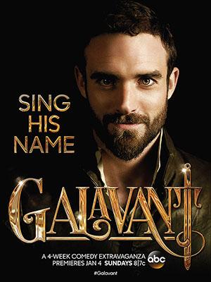 Hoàng Tử Galavant Phần 2 Galavant Season 2.Diễn Viên: Joshua Sasse,Timothy Omundson,Vinnie Jones