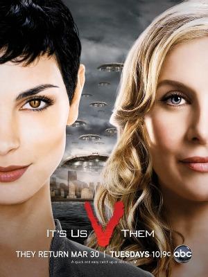 Những Kẻ Xâm Lăng Phần 2 - The Visitors: V Season 2