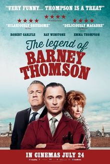 Giai Thoại Về Barney Thomson - The Legend Of Barney Thomson