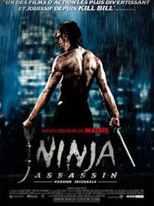 Ninja Sát Thủ Ninja Assassin.Diễn Viên: Rick Yune,Bi Rain,Randall Duk Kim,Naomie Harri