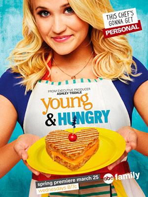 Tuổi Trẻ Và Khao Khát Phần 3 Young And Hungry Season 3.Diễn Viên: Emily Osment,Jonathan Sadowski,Aimee Carrero