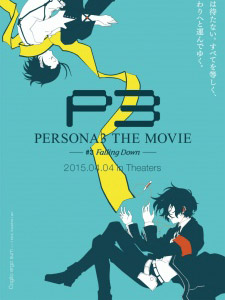 Persona 3 The Movie 3 Falling Down.Diễn Viên: Sophia I Aguirre,Robert Bagnell,Alan Dale