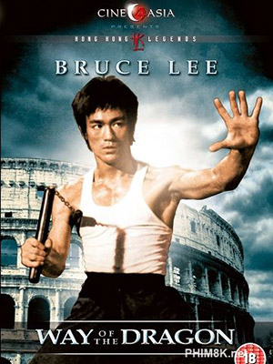 Mãnh Long Quá Giang The Way Of The Dragon.Diễn Viên: Bruce Lee,Lý Tử Long