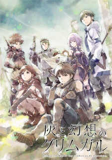 Grimgar Of Fantasy And Ash, Grimgal Of Ashes And Illusion - Grimgal Of Ashes And Fantasies, Hai To Gensou No Grimgal Việt Sub (2016)