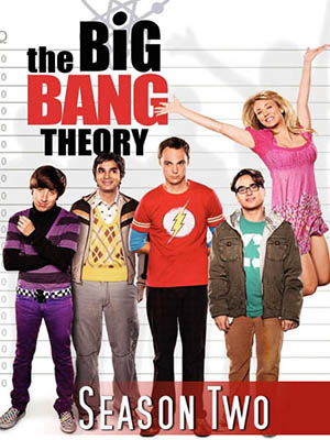 Vụ Nổ Lớn Phần 2 The Big Bang Theory Season 2.Diễn Viên: Johnny Galecki,Jim Parsons,Kaley Cuoco