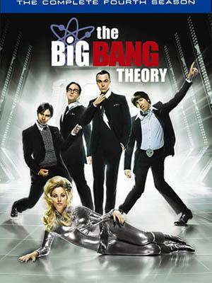 Vụ Nổ Lớn Phần 3 The Big Bang Theory Season 3.Diễn Viên: Johnny Galecki,Jim Parsons,Kaley Cuoco