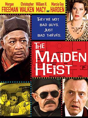 Ba Kẻ Trộm Tranh - The Maiden Heist