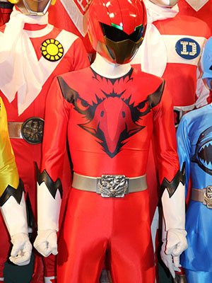 Chiến Đội Thú Vương Doubutsu Sentai Zyuohger