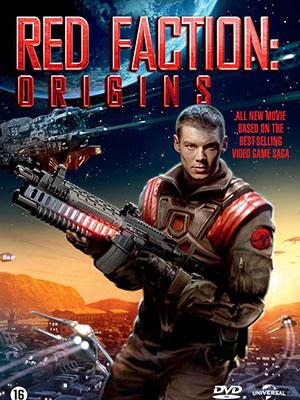 Đại Chiến Trên Sao Hỏa Red Faction: Origins.Diễn Viên: Brian J Smith,Danielle Nicolet,Kate Vernon