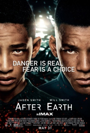 Trở Về Trái Đất After Earth.Diễn Viên: Will Smith,Jaden Smith,Isabelle Fuhrman