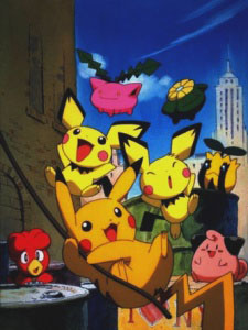 Pokemon: Pichu To Pikachu Pikachu And Pichu.Diễn Viên: Tom Welling,Kristin Kreuk,Michael Rosenbaum