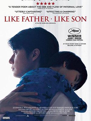 Tình Cha Con Like Father, Like Son.Diễn Viên: Masaharu Fukuyama,Machiko Ono,Yôko Maki