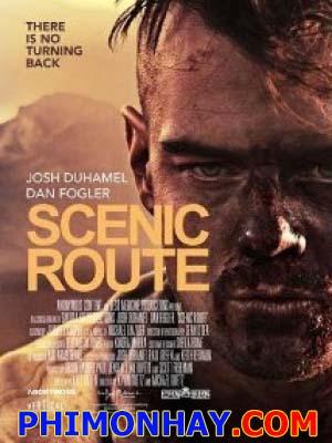 Sa Mạc Chết Chóc Scenic Route.Diễn Viên: Josh Duhamel,Dan Fogler,Miracle Laurie