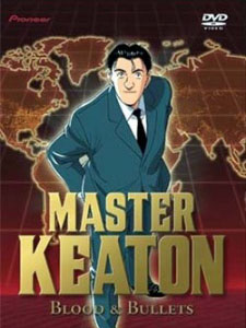 Master Keaton Blood And Bullets