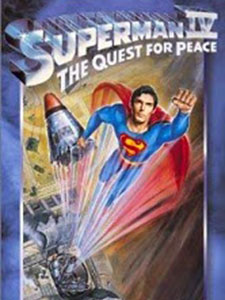 Siêu Nhân 4 Superman 4: The Quest For Peace.Diễn Viên: Christopher Reeve,Gene Hackman,Margot Kidder