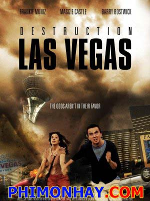 Thảm Họa Las Vegas Blast Vegas.Diễn Viên: Frankie Muniz,Barry Bostwick,Michael Steger
