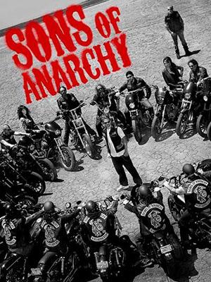 Giang Hồ Đẫm Máu Phần 5 - Sons Of Anarchy Season 5