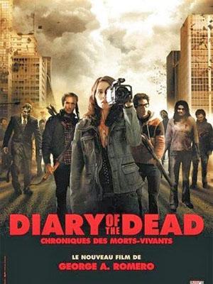 Nhật Ký Tử Thần Diary Of The Dead.Diễn Viên: Michelle Morgan,Joshua Close,Shawn Roberts,Amy Lalonde
