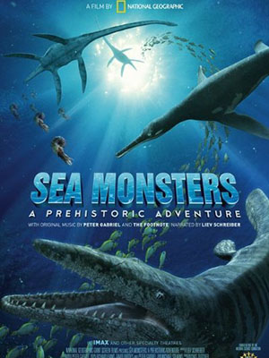 Quái Vật Biển Thời Tiền Sử Sea Monsters: A Prehistoric Adventure.Diễn Viên: Jerry Hoffman,Jennifer Aguilar,Michael Ashcraft