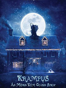 Ác Mộng Đêm Giáng Sinh Krampus.Diễn Viên: Allison Tolman,Emjay Anthony,Toni Collette,Toni Collette