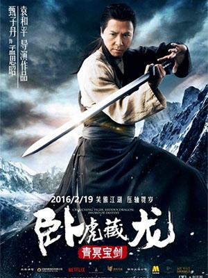 Ngọa Hổ Tàng Long 2: Thanh Minh Bảo Kiếm - Crouching Tiger, Hidden Dragon: Sword Of Destiny
