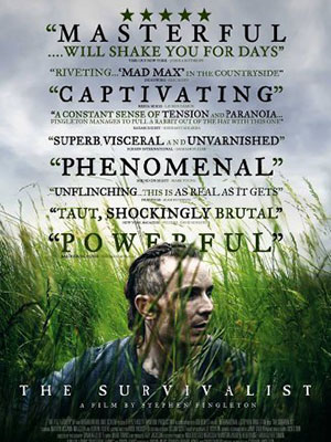 Kẻ Sống Sót The Survivalist.Diễn Viên: Mia Goth,Martin Mccann,Andrew Simpson