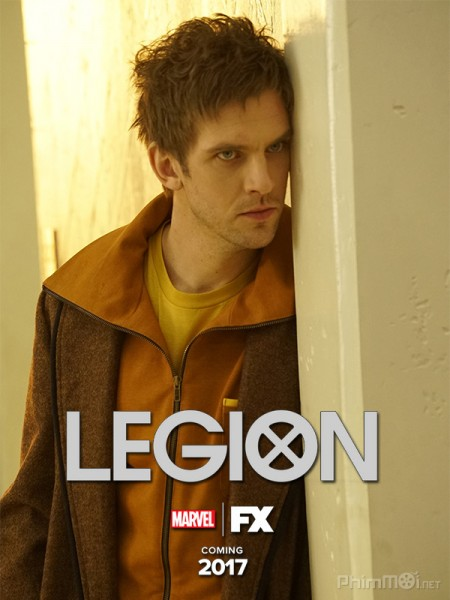 Dị Nhân Legion Phần 1 Legion Season 1.Diễn Viên: Paul Ben,Victor,Pj Byrne,Bobby Cannavale
