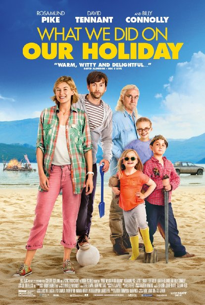 Kỳ Nghỉ Tuyệt Vời What We Did On Our Holiday.Diễn Viên: Rosamund Pike,David Tennant,Billy Connolly