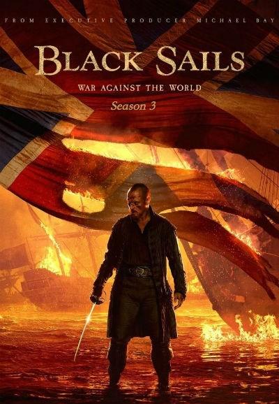 Cánh Buồm Đen Phần 3 Black Sails Season 3.Diễn Viên: Jessica Parker Kennedy,Toby Stephens,Hannah New