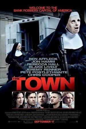 Thị Trấn Tội Ác The Town.Diễn Viên: Ben Affleck,Rebecca Hall,Jon Hamm