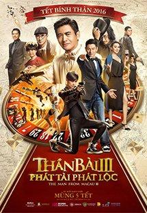 Đỗ Thành Phong Vân 3 - From Vegas To Macau 3