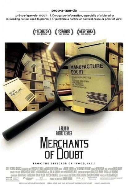 Chuyên Gia Merchants Of Doubt.Diễn Viên: Frederick Singer,Naomi Oreskes,Jamy Ian Swiss