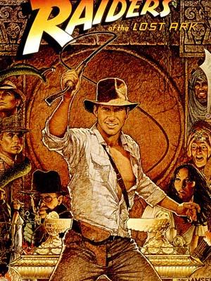 Chiếc Rương Thánh Tích Indiana Jones Raiders Of The Lost Ark.Diễn Viên: Harrison Ford,Karen Allen,Paul Freeman,Ronald Lacey