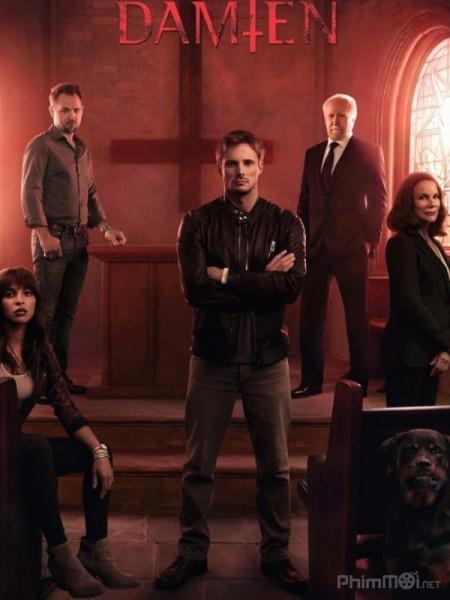 Đứa Con Của Quỷ Phần 1 Damien Season 1.Diễn Viên: Bradley James,Megalyn Echikunwoke,Omid Abtahi,Barbara Hershey