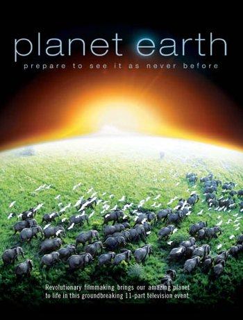 Hành Trình Trái Đất Planet Earth Special Edition Hybrid.Diễn Viên: David Attenborough,Sigourney Weaver,Huw Cordey
