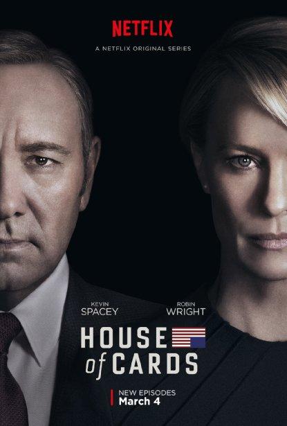 Sóng Gió Chính Trường Phần 4 House Of Cards Season 4.Diễn Viên: Kevin Spacey,Michel Gill,Robin Wright