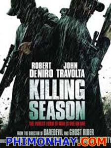 Cuộc Săn Tử Thần Killing Season.Diễn Viên: Robert De Niro,John Travolta,Milo Ventimiglia