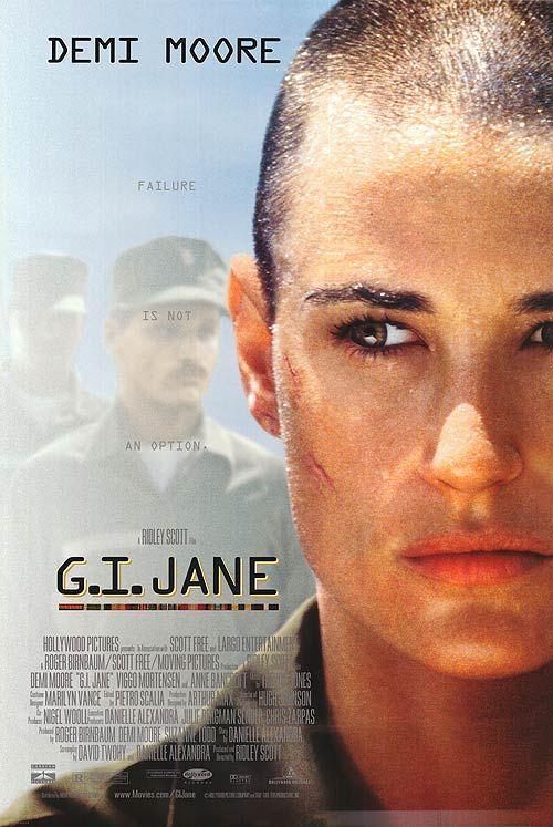 Nữ Chiến Binh Quả Cảm - G.i. Jane Việt Sub (1997)