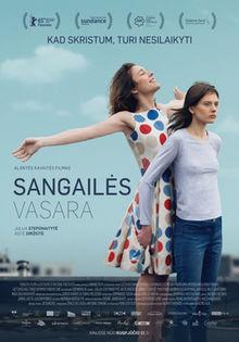 Mùa Hè Của Sangaile The Summer Of Sangaile.Diễn Viên: Aiste Dirziute,Julija Steponaityte,Nele Savicenko